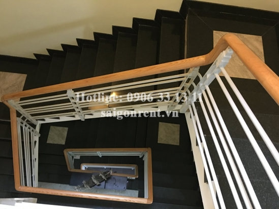 Brand new and beautiful studio serviced apartment 01 bedroom for rent on Hoang Quoc Viet street - District 7 - 40sqm - 500 USD