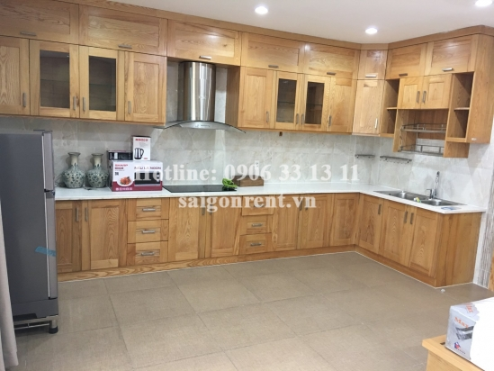 Nice studio serviced apartment 01 bedroom for rent on Hoang Quoc Viet street - District 7 - 40sqm - 500 USD