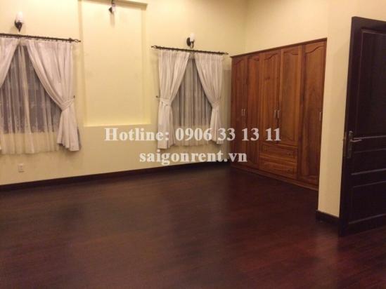 Nice villa 06 bedrooms for rent on Nguyen Van Huong street, Thao Dien ward, District 2, 500 sqm, 5000 USD.