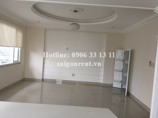 Villa unfurnished 04bedrooms for rent in number 11 street, Thao Dien ward, District 2 - 400sqm- 3300 USD