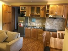 Serviced Apartments for rent in District 5 - Beautiful serviced apartment 01 bedroom with balcony, living room for rent in Tran Hung Dao street, District 5- 55sqm - 700 USD