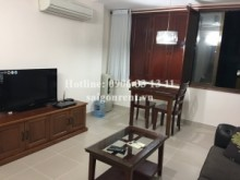 Nice serviced apartment 01 bedroom, living room for rent in Nguyen Thi Minh Khai street, District 1- 55sqm-750USD