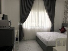 Brand new serviced studio 01 bedroom with balcony, 25 sqm for rent in Nguyen Phi Khanh street, district 1, - 550 USD