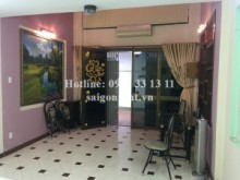 Apartment for rent in District 1 - Apartment on Ground floor  and first floor 01 bedrooms for rent on Ly Van Phuc street, District 1 - 75sqm - 550 USD