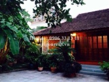 Villa for rent in District 2 - Wooden villa with 03 bedrooms unfurnished for rent in Nguyen Dang Giai street, Thao Dien ward, District 2- 2000 USD