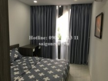 Serviced Apartments for rent in Binh Thanh District - Brand new and Nice serviced studio apartment 01 bedroom for rent on Nguyen Huu Canh street - Binh Thanh District - 40sqm - 640 USD